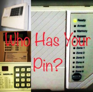 Outdated Keypads